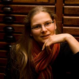Selbstportrait Anja Reins